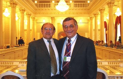 С профессором М.Столяровым