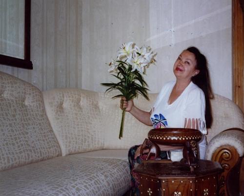 Супруга Наида - 45 лет вместе ...