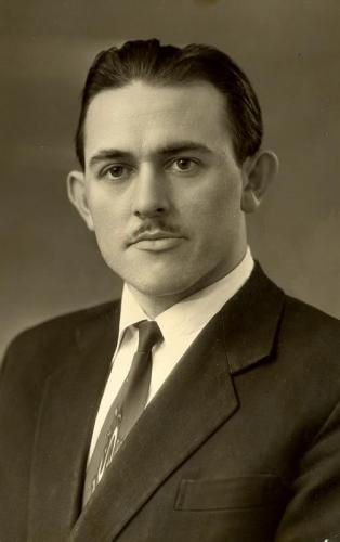 Студент Москвского Государственного Института международных отношений (1960 г.)