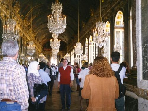 Версальский дворец, Париж, 1995 г.