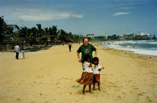 Прощание с Индийским океаном (2005 г.)