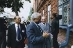 С мэром Катманду в Казани (2004 г.)