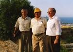 Темирбеков Магомеднаби Абдулмуслимович (в центре), Дербент, 2003 г.