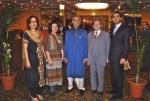 На приеме у пакистанского посла (2007 г.)